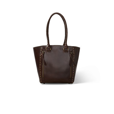 1c2691f12827 1853 LEATHER TOTE WITH CONCEALED CARRY POCKET